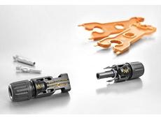 WM4 photovoltaic plug connectors