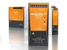 Weidmuller switched mode power supply units