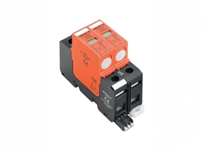 The all-new VPU DC surge protection series from Weidmuller