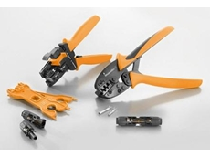 The multi-stripax PV practical crimping tool is ideal for use with a range of solar cables