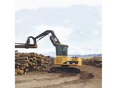 Logging Machines from WesTrac Pty Ltd