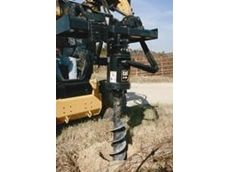 Skid Steer and Multi Terrain Loader Augers