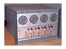 The BaSyTec testing system.