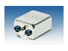 Single-phase EMC filter.