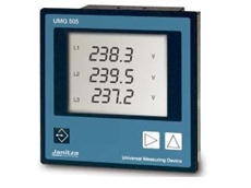 UMG 505 universal measuring devices from Westek Electronics