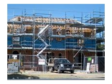 Kwikstage Scaffold for residential and commercial builders