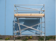Western Scaffold offers a range of Aluminium Scaffold Products