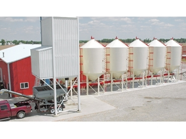Storage Yard and In Plant systems available