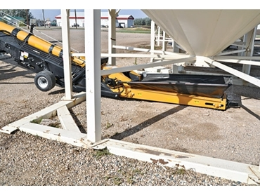 Conveyors feature excellent reach and are easy to position