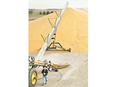 TCH1400 Series Industrial Capacity Electric Drive Conveyors from Westfield Augers (Australia) Pty Ltd