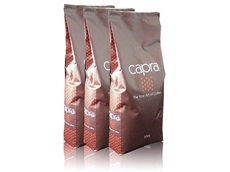 Quad seal bags are ideal as coffee packaging pouches