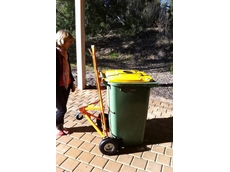 Edith Cowan University increases safety by using WheelieSafe bin trolleys