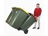 WheelieSafe Heavy Duty Electric Bin Trolley