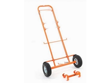WheelieSafe bin handling trolley