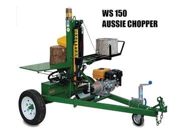 WS 150 Aussie Chopper by Whitlands Engineering