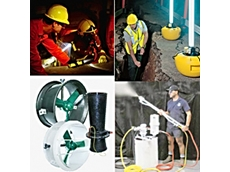 High Pressure Grout Pumps for Hazardous Work Environments from Whyte-Hall Australia