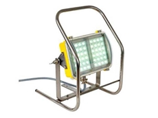 Intrinsically safe, low voltage LED floodlights developed