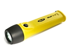 The M-80 Midi LED safety torch