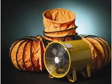 Portable purging fans available from Whyte-Hall