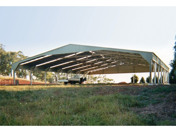 wide span shed prices 2
