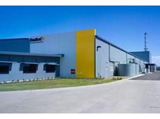 Bradford Insulation's new insulation production facility designed and constructed by Wiley & Co