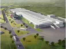 3D impression of future – George Weston Foods, Don KRC Complex, Castlemaine, Victoria