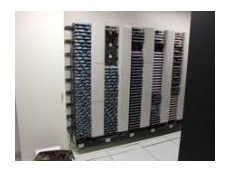 Network infrastructure installation