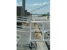 Walkways for asbestos roofs complement Workplace Access & Safety's height safety range.