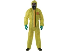 Microchem 3000 chemical protective garment