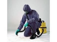 Microgard 1500 Asbestos coveralls