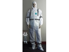 Microgard reflective tape disposable coveralls for high visibility