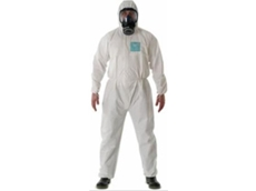 Protective Coveralls for Avian Influenza Bird Flu /Equine Influenza Horse Flu available from Fabricell Australia