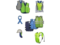 Workwear Industries Group's personal cooling products