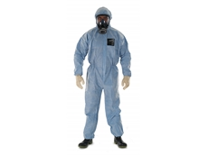 Microgard FR disposable fire retardant coveralls