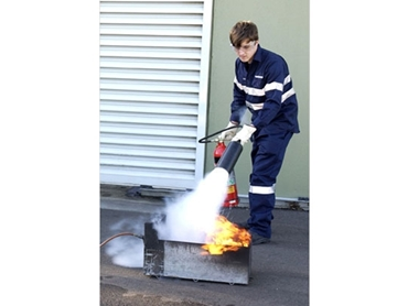 Confidence in safety response with comprehensive Fire Safety Training