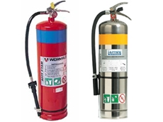 Fire Extinguishers and Fire Safety Equipment