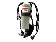 Sigma 2 self contained breathing apparatus is simple to use and provides high performance