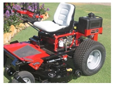 Commercial grade Convertible Zero Turn Mowers from Yardeco (NSW)