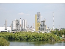 The Shell Clyde refinery on the banks of the Parramatta River - Shell has chosen Yokogawa as a