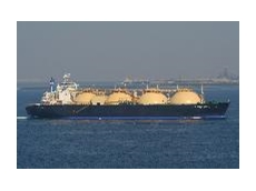 The LNG carrier