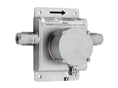 ROTAMASS LR dual bent tube Coriolis mass flowmeter