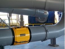 CiDRA's SONARtrac flow meter