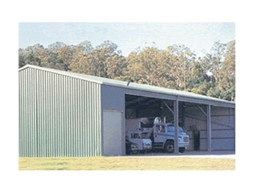 Hard wearing Farm Sheds made from high quality Bluescope Australia Steel