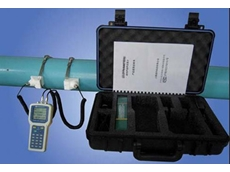 Series DMTFH handheld transit time ultrasonic flow meter