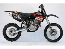 Shineray XY250GY-2 dirt bike