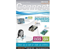Spring edition of element14 Connect