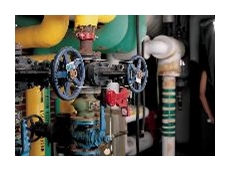 Isolates and locks out industrial valves.