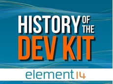 Where did the development kit journey begin?