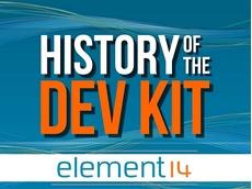 Where did the development kit journey begin?