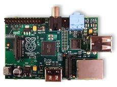 Raspberry Pi mini-computer